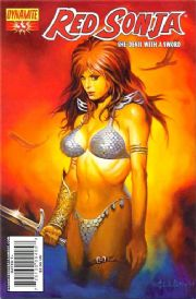 Red Sonja #33 Dynamite Entertainment US Import